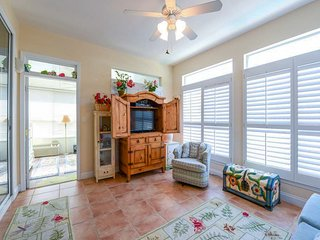 Beautiful Home w/ Private Pool! Fenced in Backyard, Florida Room, & Porch Swing!