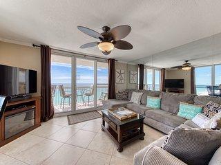 Pelican Beach 1201, Amazing Premiere Luxury Beach Front Corner Unit!