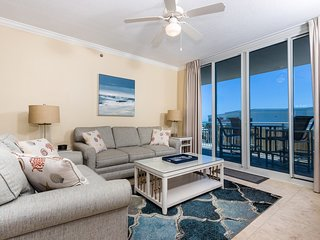 6th Floor Picture-Perfect Condo On Okaloosa Island! Waterfall, Lazy River