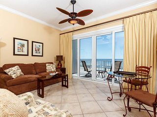 Incredible Gulf-Front Condo In Perdido Key! Gulf-Front Pool, Exercise Room
