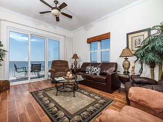 4th Floor Picturesque Gulf-Front Condo In Perdido Key! Pool