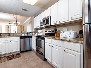 Gulf Front Condo w/ Beach Setup Included, Near Entertainment, and more!