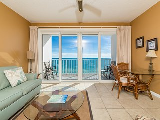 Welcoming 12th-Floor Condo In Perdido Key! Pool, Exercise Room, Beach Chairs!