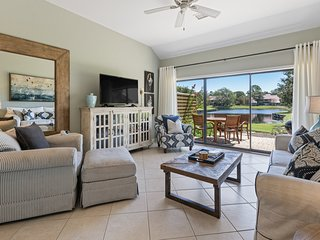 Gorgeous Pet-Friendly, Updated Villa, Countless Resort Amenities, near Gulf