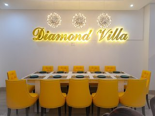 Diamond Villa - Free Pick up Airport