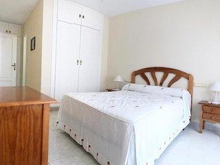 Vista dormitorio principal del apartamento LA FRAGATA - Salobreña