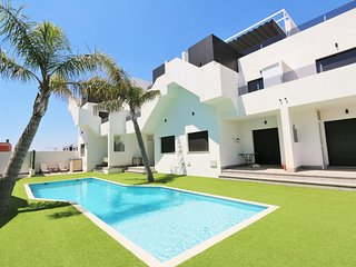 VDE-073 Modern penthouse with pool close to Mar Menor beach & restaurants