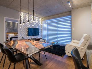 Very modern - upscale condo in Brossard - 20 minutes from downtown Montreal
