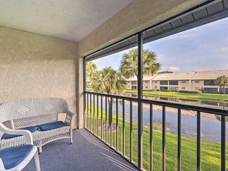 NEW! Stylish Condo w/ Pool Access, 3 Mi to Beach!
