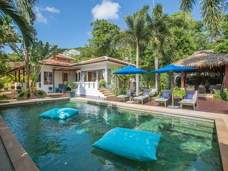Baan Jasmine Luxury Pool Villa, 5*Rated Villa rental Koh Samui