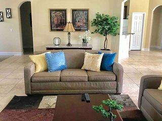 South Hampton Saint Augustine Luxury Home in Golf Course Community