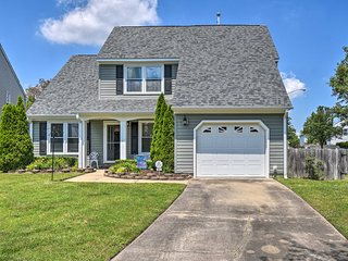 NEW! Virginia Beach Family  Home <1Mi to Golf Club
