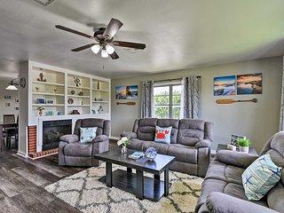 Spacious + Modern Family Apartment in Galveston!
