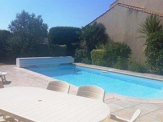 Le Chateau d'olonne - piscine privative pour vos vacances