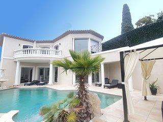 Villa Ensoleillée,Vue Mer,Calme,Luxe,Piscine,Piano