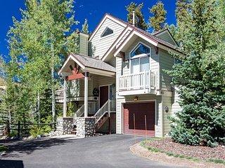 Breckenridge Mountain Village 113 Home: Cozy, Stroll Downtown!