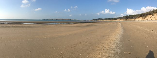 Castle Reach has fantastic beaches on it's doorstep