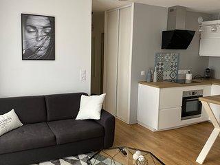 Appartement cosy proche bordeaux centre