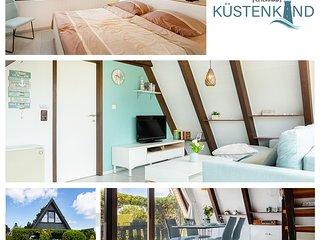 Ferienhaus Küstenkind - renoviert und neu eingerichtet - Butjadingen