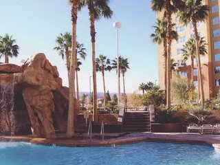 First rate hotel in Las Vegas