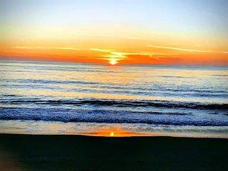 Fantastic Oceanside Seashore Delight- 100 Yards to the Beach