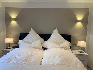 #Kohnke 7 #Luxusferienwohnung #Sauna #fur 4 #2 Schlafzimmer #2 Bader #3 Balkone