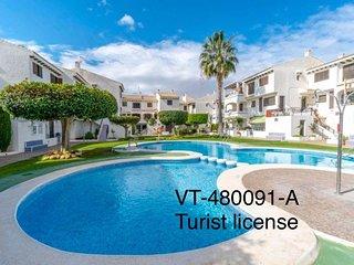 Apartament Laguna Rosa in Playa Flamenca