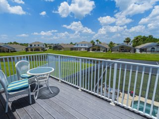 85971 Near Disney! Water View! GamesRoom! Balcony!