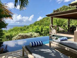 Villa de charme avec vue mer