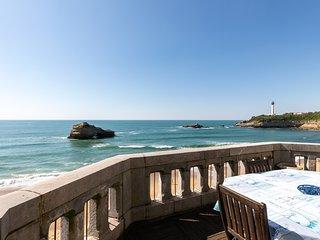 Ocean View Apt- 4 ppl- Plage du Miramar****