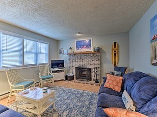 NEW! Central Sea Isle City Condo - Walk to Beach!