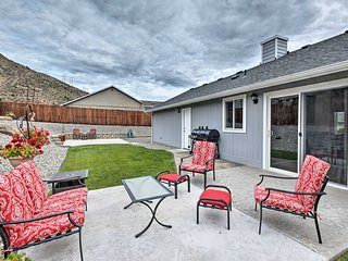 NEW! Saddle Rock East: Wenatchee Home <3Mi to Town