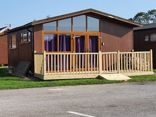 Lovely modern recently refurbished chalet to let