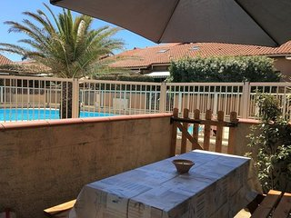 Villa patio avec acces direct Ocean