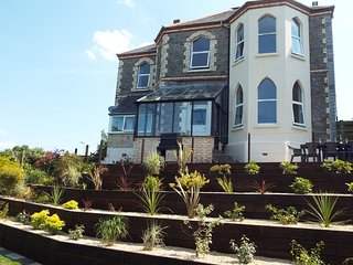 Stunning detached Victorian house with both coastal and countryside views