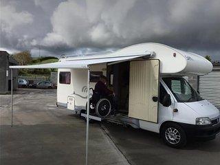 Campervan Ireland Rentals
