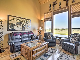 NEW! Pagosa Springs Townhome w/ View: Hike + Fish!