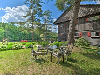 NEW! 'Alderbrook Lodge' in Bolton w/ Private Lake!