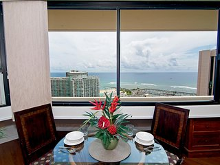 Panoramic Ocean View- NOW $69 - Legal -Upgraded studio-Kitchenette