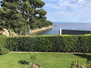 Villa by the sea in St Jean Cap Ferrat