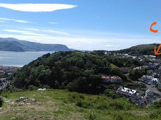 Copper Mine Cottage - Great Orme - Llandudno - Cosy Cottage, Great Location