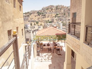 Royal Luxuries Old View Amman 6 Beds Terrace view