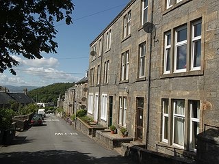 Apartment D - 4 Battery Terrace Oban - One Bedroom