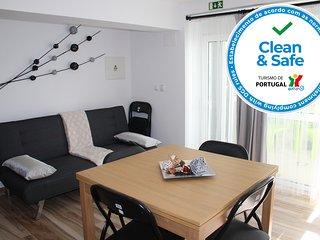 Apartamento C/Pátio Partilhado 200 metros da Praia de Peniche