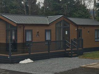 Holiday Lodge near Gleneagles