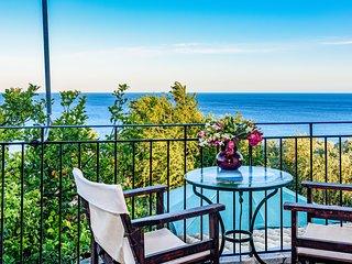 Eros cozy, panoramic sea view, perfect location