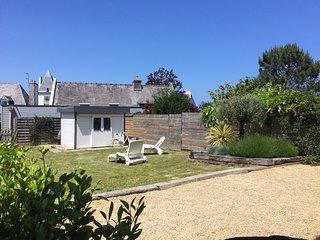 Kerelen - Maison familiale avec jardin proche plage - Carantec