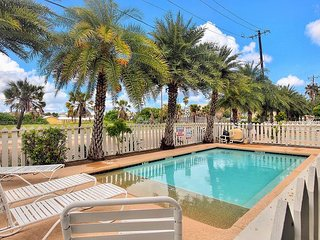 Wonderful home with a private pool, steps to the beach and sleeps 24!