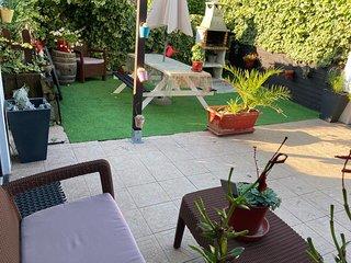 apartamento coqueto en Hendaya (limpieza con Ozono)