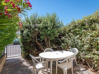 Studio cabine a Meze, Residence Baie d'Azur